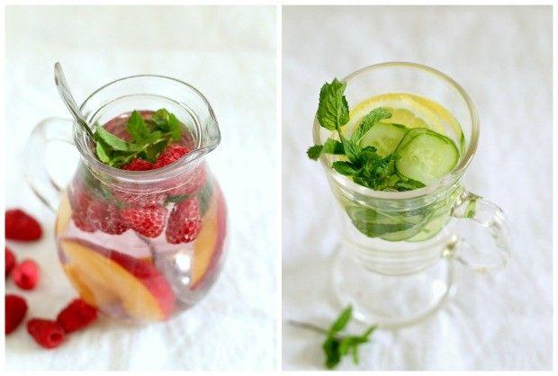 ricette e consigli per acque aromatizzate rinfrescanti 2