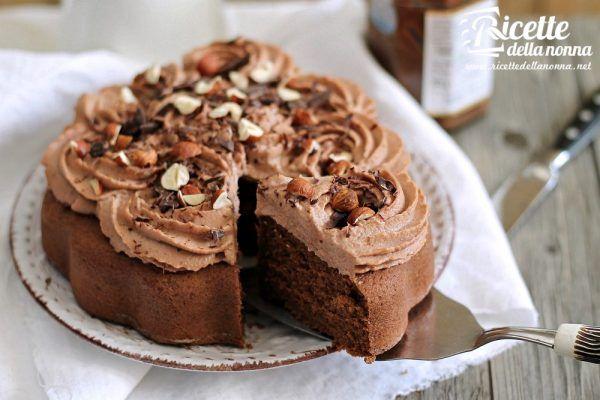 Torta al mascarpone e Nutella