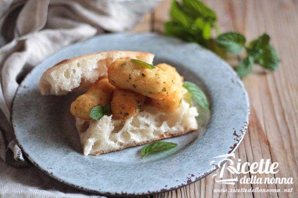 Le crocchè siciliane di patate