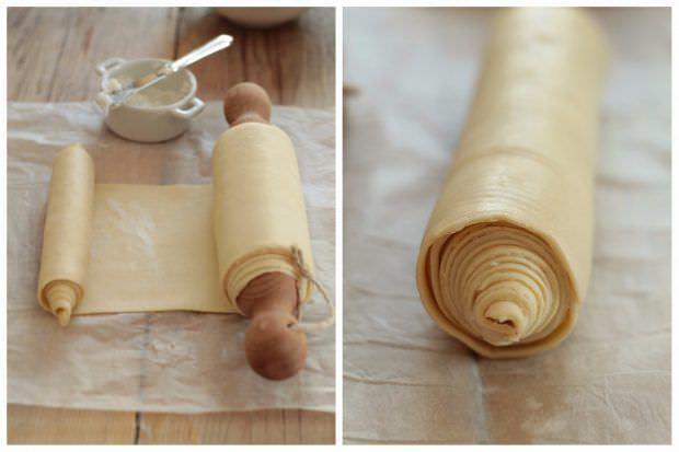 Preparazione Sfogliatelle ricce napoletane - ricetta veloce 2