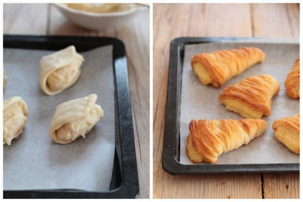 Preparazione Sfogliatelle ricce napoletane - ricetta veloce 4