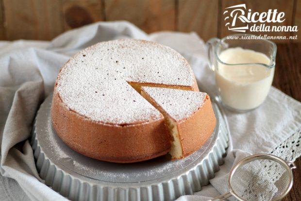 Ricetta Torta Madeira