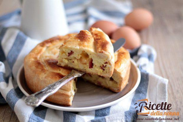 Ricetta pizza rustica napoletana