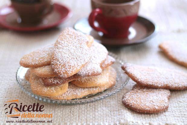 Ricetta biscotti sardi