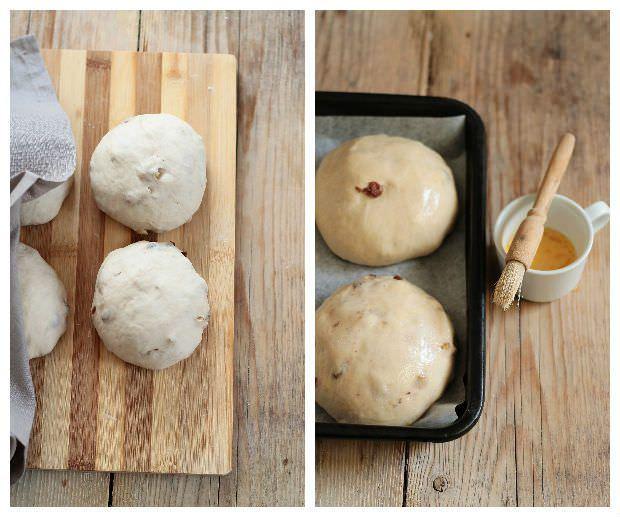 Preparazione pan coi santi 3