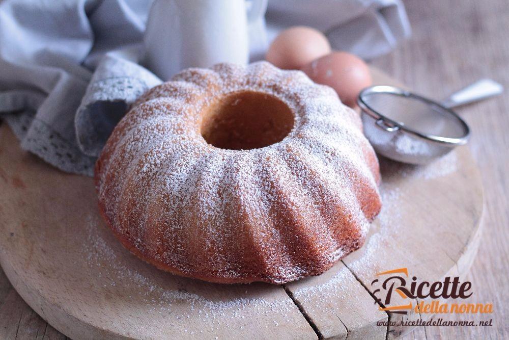 La torta dei 7 vasetti ricette della nonna for Ricette torte semplici