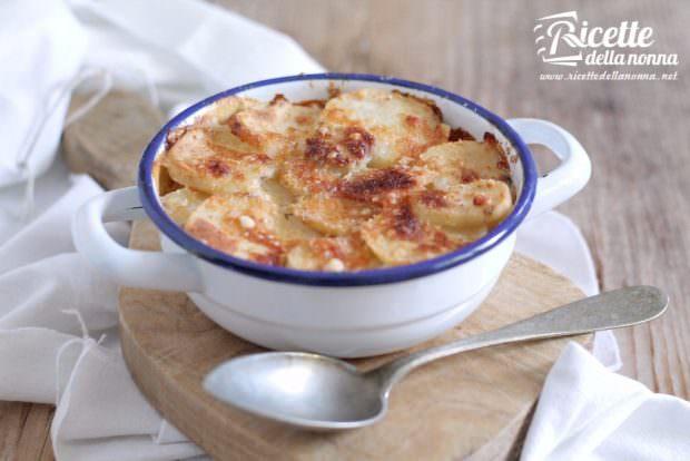 Ricetta patate alla savoiarda