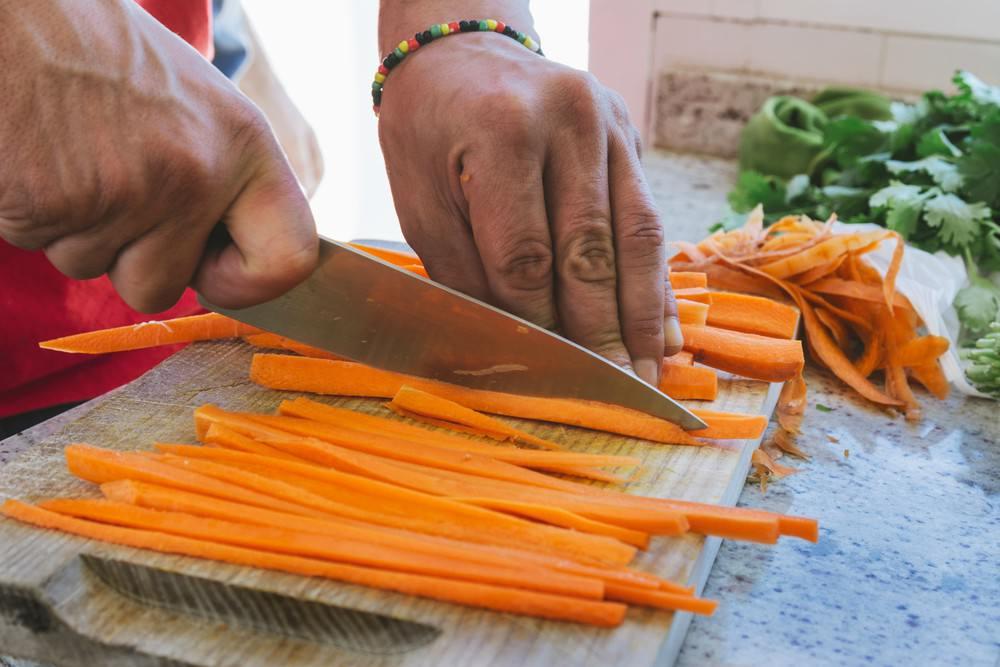 carote alla julienne