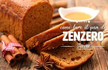 Come fare il pan di zenzero