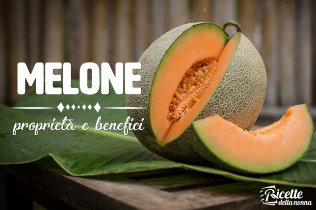 melone proprietà benefici e controindicazioni