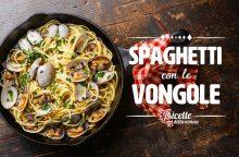 Spaghetti con le vongole, il piatto al quale non si può dire di no
