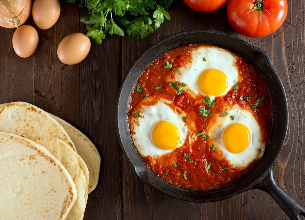 uova al pomodoro alla toscana