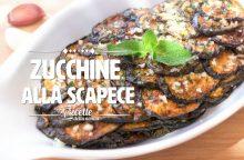 Zucchine alla scapece: un delizioso contorno alla partenopea