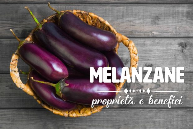 melanzane proprietà e benefici