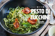 Come fare il pesto di zucchine