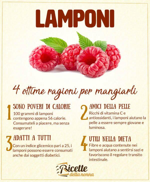 4 motivi lamponi