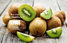 Come sbucciare i kiwi