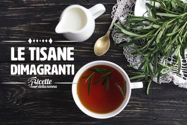 Tisane dimagranti