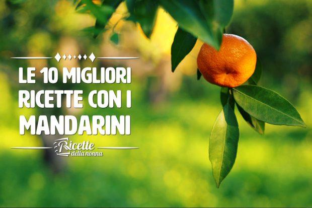 Ricette con i mandarini