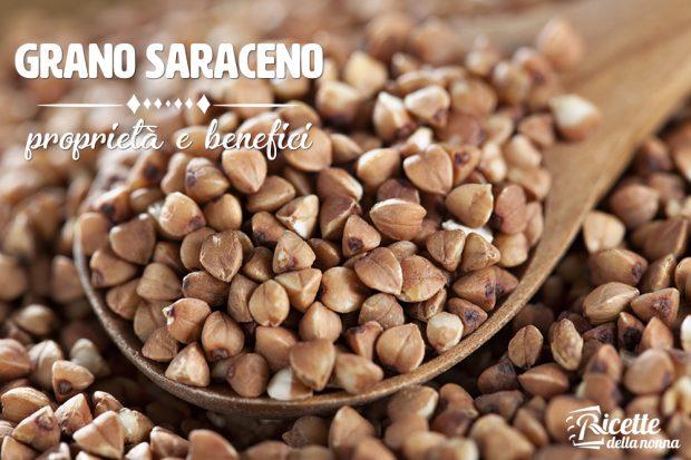 Grano saraceno: proprietà, benefici e controindicazioni