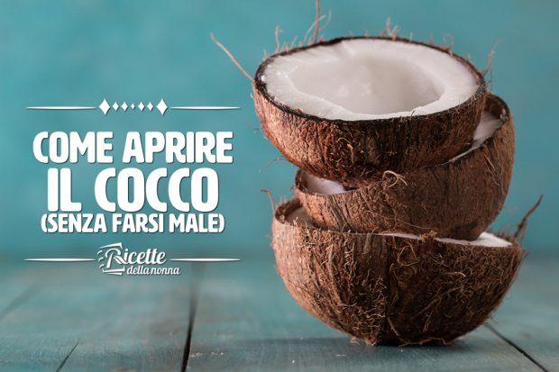 Come aprire il cocco