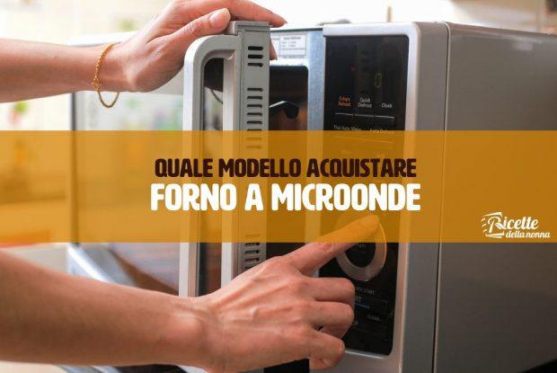 quale modello acquistare - microonde