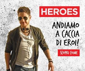 Heroes di Simone Finetti e Paesi del Gusto