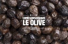 Come conservare le olive