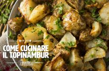 Come cucinare topinambur