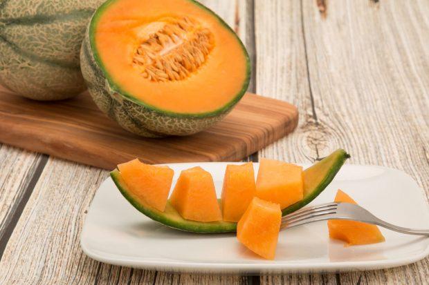 Come tagliare il melone
