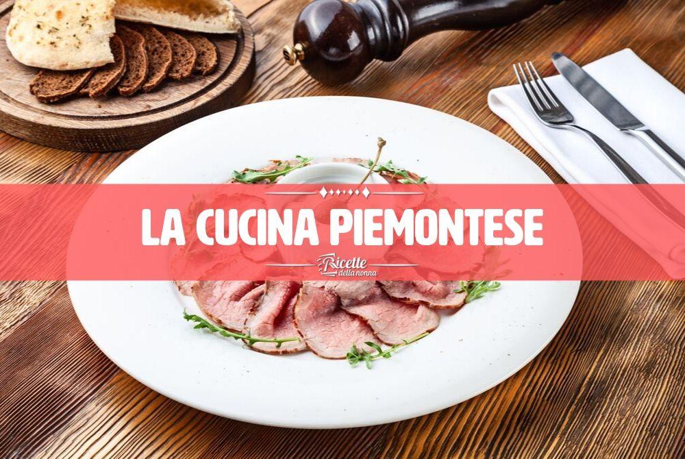 Ricette Del Piemonte Ricette Della Nonna