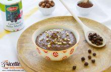 Hummus dolce al cacao