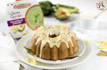 Torta salata con riduzione di vellutata di carciofi