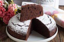 Torta cioccolato e miele